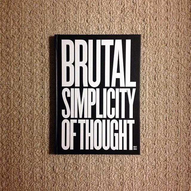 Полезные книги: Морис Саатчи, «Дерзкая простота мысли»