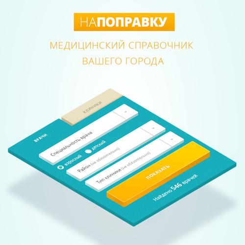 Напоправку.ру — история скрам-разработки медицинского стартапа