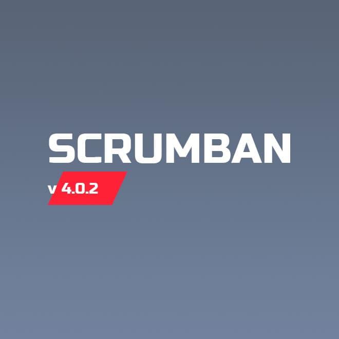 Scrumban v.4.0.2. — Доска проектов