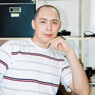Один день дизайнера в Сибириксе (с Рекпортала)
