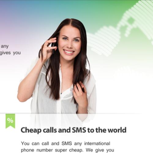 Недорогие звонки накрай света— Rebtel