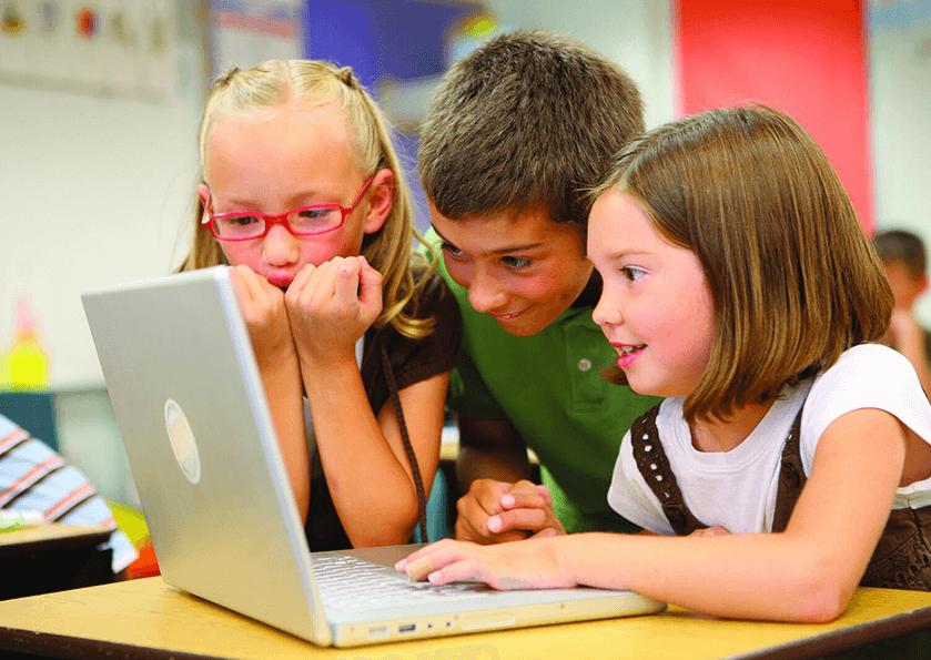 Как программируют дети