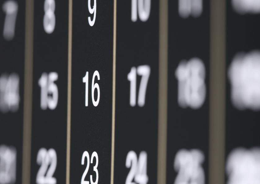 Идеальные интерфейсы выбора даты и времени. Часть 2