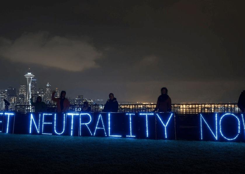 #NetNeutrality: интернет зарешеткой