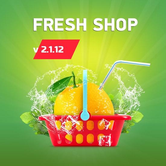 Fresh Shop: весенние обновления
