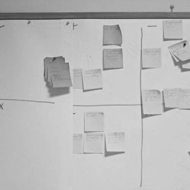 Новое в наших процессах: общая доска для ретроспектив