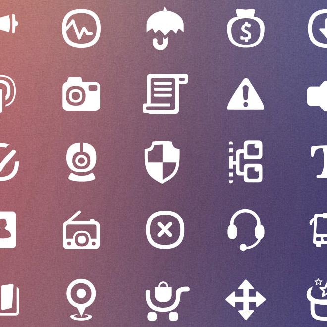 Иконки винтерфейсах: 10историй появления