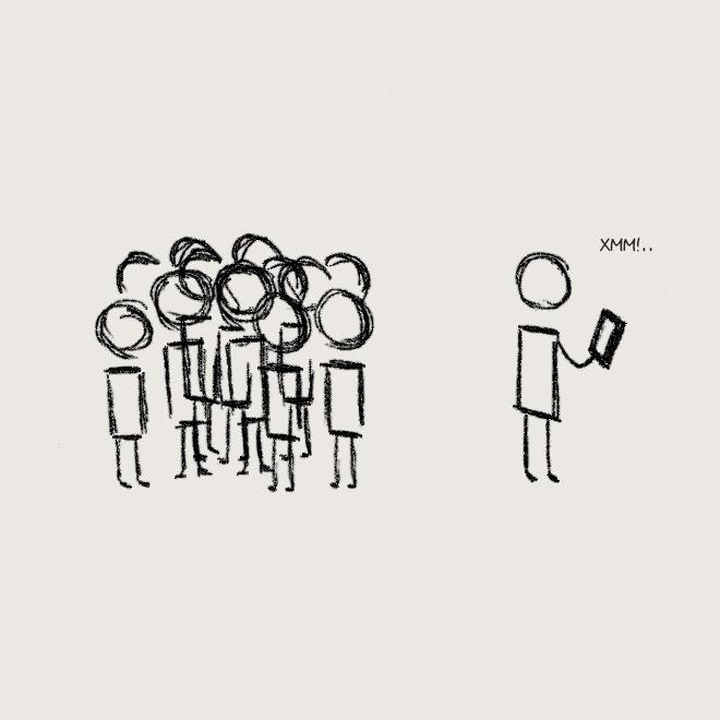 Комикс: жизненный цикл любого тренда