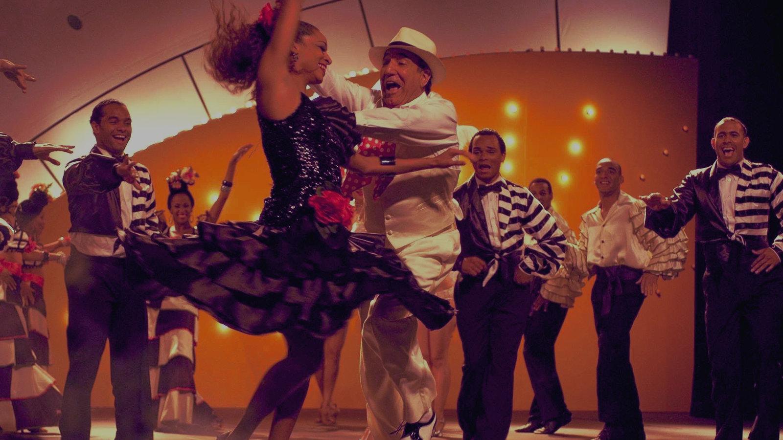 Salsa Cubana Pro— делаем сайт, обучающий профессиональным танцам