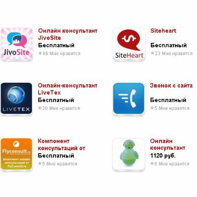 Онлайн-консультанты для Битрикса: обзор маркетплейса