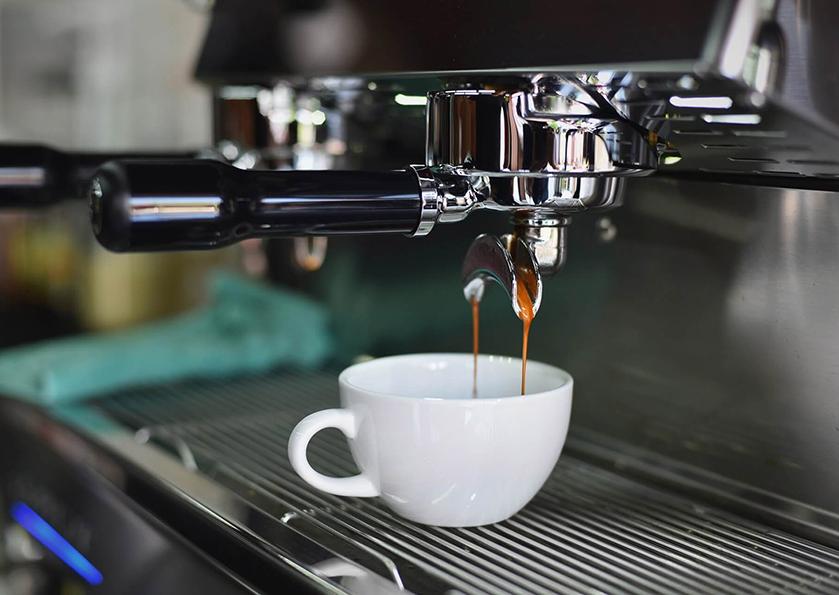 Нетипичный кофейный проект для CoffeeRent
