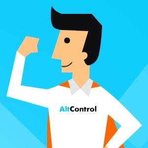 AltControl— замена админу. Делаем контент илендинг