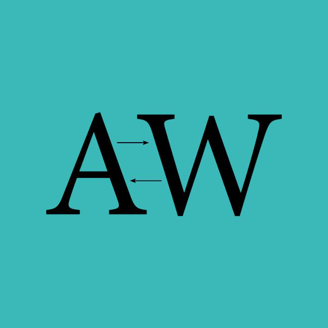 Свойство CSS «letter-spacing» вPhotoshop ибраузерах