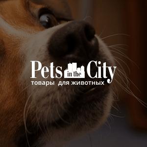 Pets inthe City— интернет-магазин для питомцев