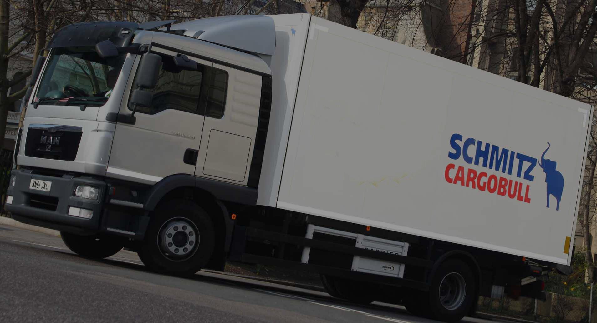 Интеллектуальный поиск сервисных центров SCHMITZ Cargobull на картах Google