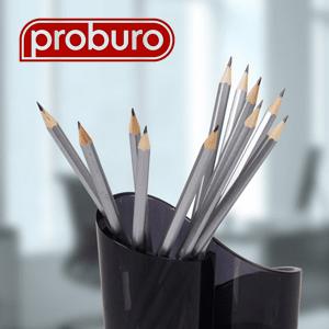 Сайт для Proburo, крупнейшего российского дистрибьютора канцелярии