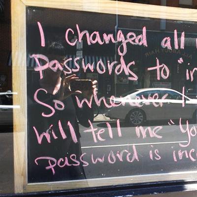 Менеджеры паролей — краткий обзор