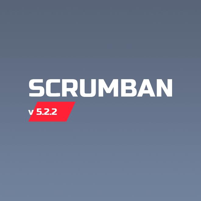 Scrumban: Доска задач v.5.2.2