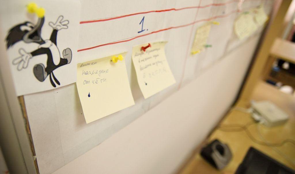 Внедряем изменения с помощью Дятел-Board