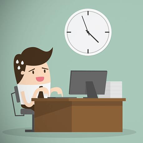 Как дать адекватную оценку времени, когда неопределённость бьёт побашке